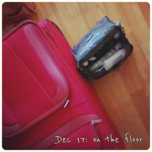 Dec 17: on the floor #fmsphotoaday