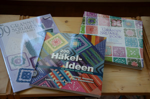 new granny square books